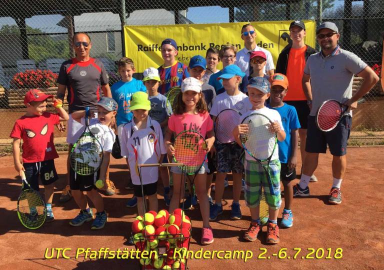 Kindercamp 1 - 2018
