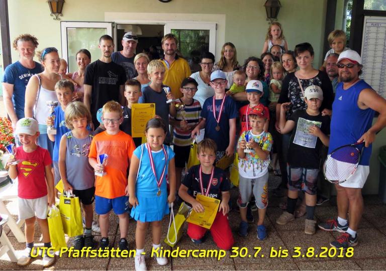 Kindercamp 2 - 2018